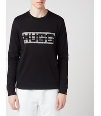 hugo men's dicago-u202 sweatshirt - black - xl
