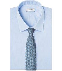 cravatta su misura, lanieri, londra beige, quattro stagioni