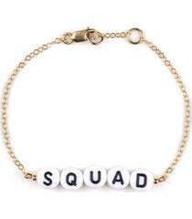 ryan porter squad gold plated bracelet treat pack