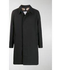 ami paris bonded car coat