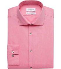 calvin klein men's infinite non-iron pink extreme slim fit dress shirt - size: 16 1/2 34/35