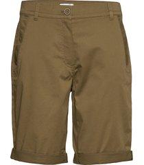 crop leisure trouser bermudashorts shorts grön gerry weber edition