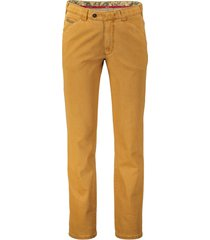 meyer pantalon chicago - modern fit - oker