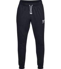 pantalón negro under armour sporstyle terry
