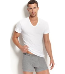 2(x)ist men's essential 3 pack slim fit t-shirt