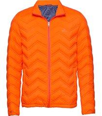 d1. the light down jacket fodrad jacka orange gant