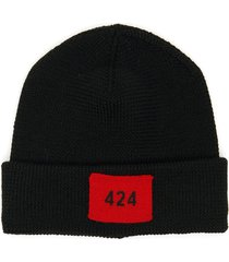 fourtwofour on fairfax 424 knit hat