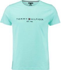 t-shirt tommy blauw