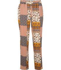 pantaloni chino ampi in viscosa (bianco) - bpc bonprix collection