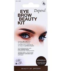 eyebrow beauty kit