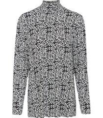 maglia a collo alto in tencel™ lyocell (bianco) - bodyflirt