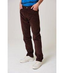pantalón  marrón prototype pant