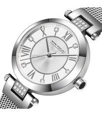 reloj mini focus mf0215l-2 para mujer-plata
