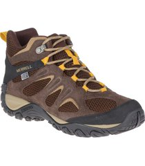 botin yokota 2 mid wp chocolate merrell