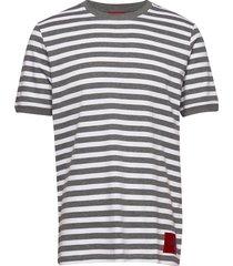 duesday t-shirts short-sleeved grå hugo