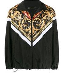 baroque panel jacket