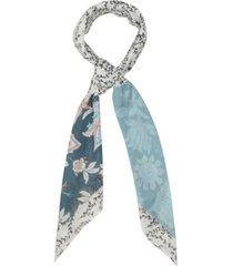 rebecca minkoff paisley vines square scarf
