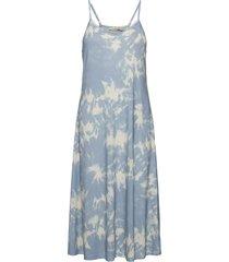 damona aop jurk knielengte blauw tiger of sweden jeans