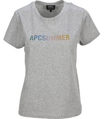 a.p.c. amel t-shirt