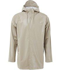 blazer rains short coat