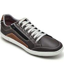 sapatênis casual dexshoes masculino - masculino