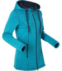 giacca in pile (blu) - bpc bonprix collection