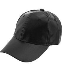 gorra negra bohemia metalizado