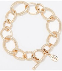 loft toggle chain bracelet