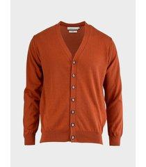 suéter tipo cárdigan para hombre 12693