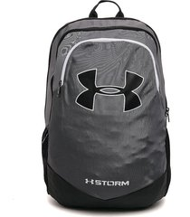 morral  gris-blanco-negro under armour ua scrimmage