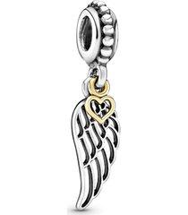 charm de prata amor de anjo