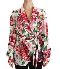 bloemen nachtkleding blouse