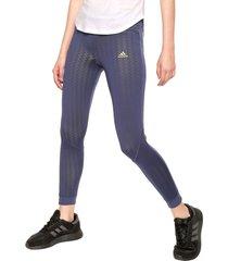 leggings azul adidas performance own the run