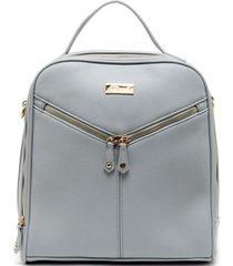 mochila  celeste  gacel