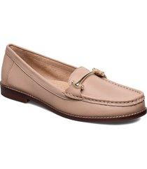 bergala loafers låga skor beige aldo