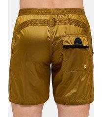 golden wave costume da bagno lunghezza media vita elasticata