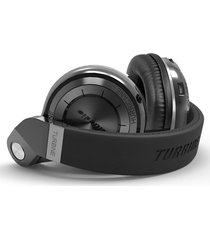 audifonos diadema inalambrico bluedio t2s hurricane negro