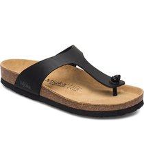 birkir shoes summer shoes flat sandals svart mjúka