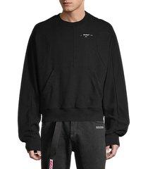 kangaroo-pocket sweatshirt