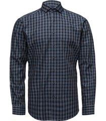 mccallister skjorta business blå bruun & stengade