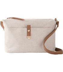 borsa a tracolla (beige) - bpc bonprix collection