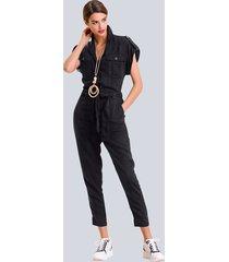 jumpsuit alba moda zwart