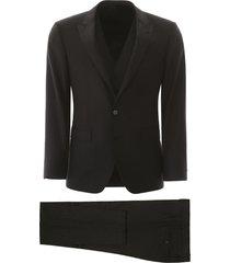 dolce & gabbana dg jacquard martini suit