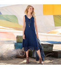 alfresco embroidered dress