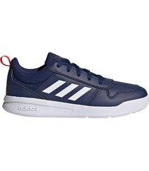 zapatilla azul adidas tensaur