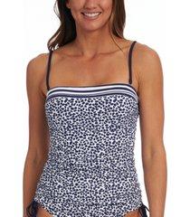 la blanca bandeau tankini top women's swimsuit