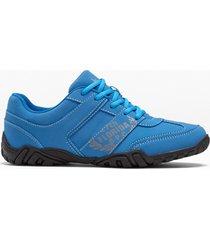 sneaker basse (blu) - bpc bonprix collection