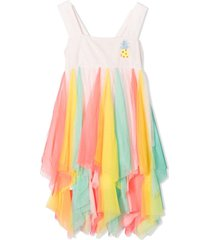 billieblush dress with multicolor tulle