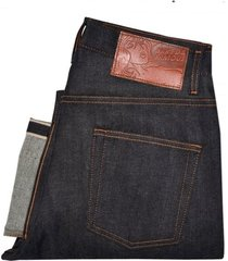 naked and famous easy guy dark wash selvedge denim jeans 015506