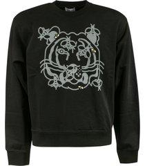 kenzo bee a tiger classic sweatshirt